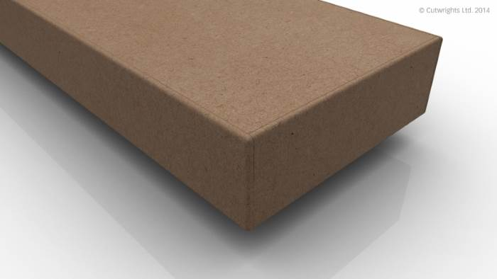 3.0mm Solid MDF Edging (Radius)