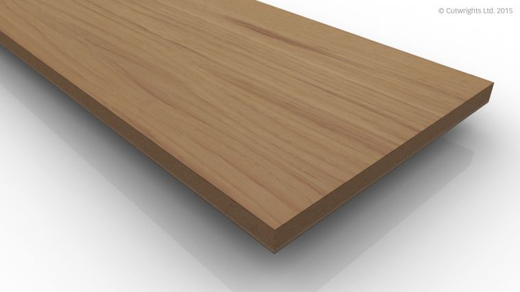 10mm White Oak QC/White Oak A/B VMDF