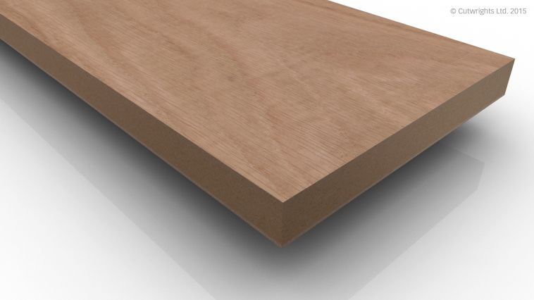 19mm Dartmoor White Oak CC/White A/B VMDF