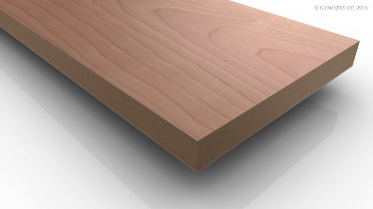 19mm Dartmoor Cherry/Cherry A/B VMDF