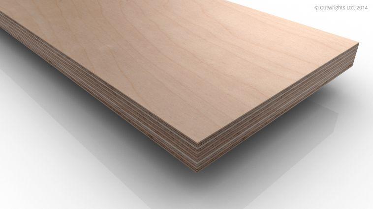 18mm Birch Plywood WBP BB