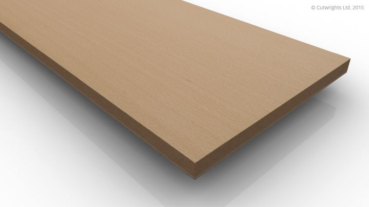 10mm White Beech CC/White Beech A/B VMDF