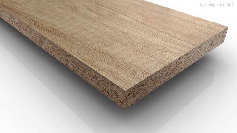 18mm Natural Nebraska Oak H3331 ST10 Egger MFC