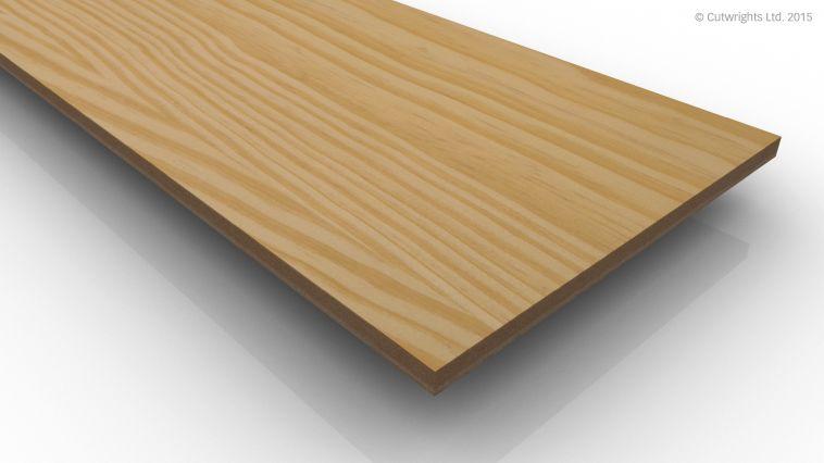 6mm Pine CC/Pine A/B VMDF