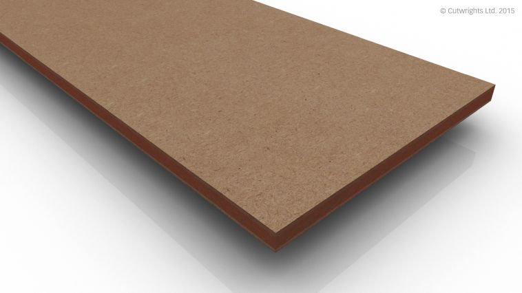 9mm Fire Resistant Medite MDF Class C