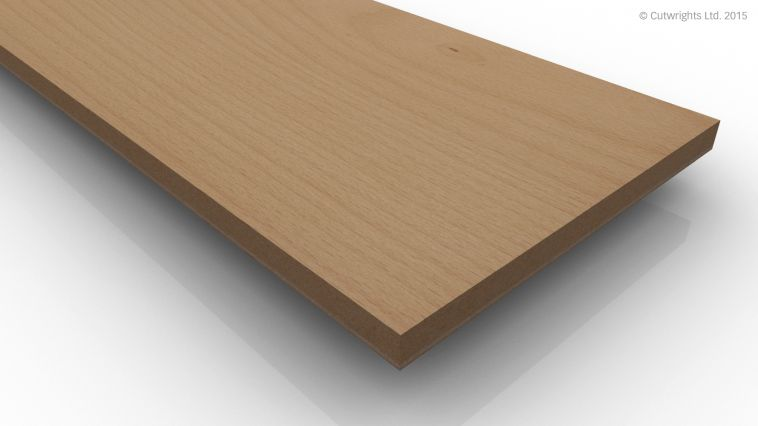 10mm Steamed Beech CC/Steamed Beech A/B VMDF