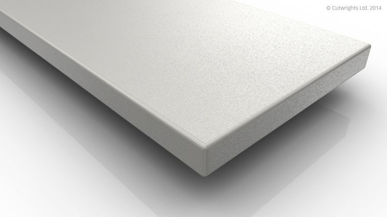 18mm White Textured K101 MR (PE) Kronospan MFMDF