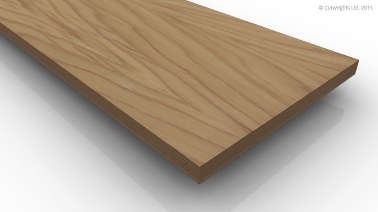 10mm White Oak CC/White Oak A/B VMDF