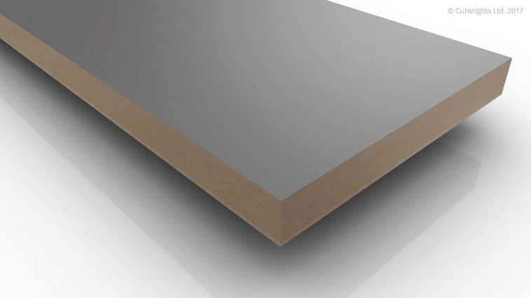 19mm Dust Grey U732 Perfect Sense MATT/ST2 Egger MFMDF
