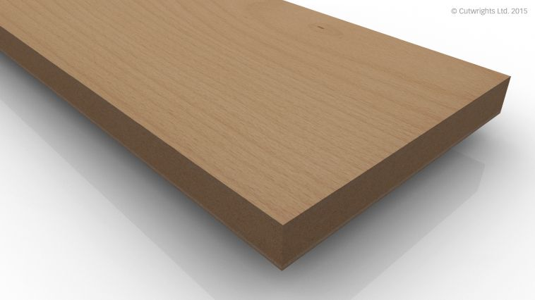 19mm Steamed Beech CC/Steamed Beech A/B VMDF