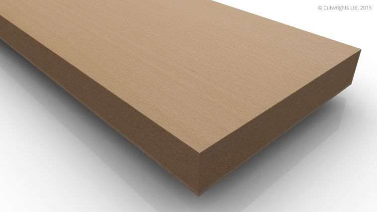 26mm White Beech CC/White Beech A/B VMDF