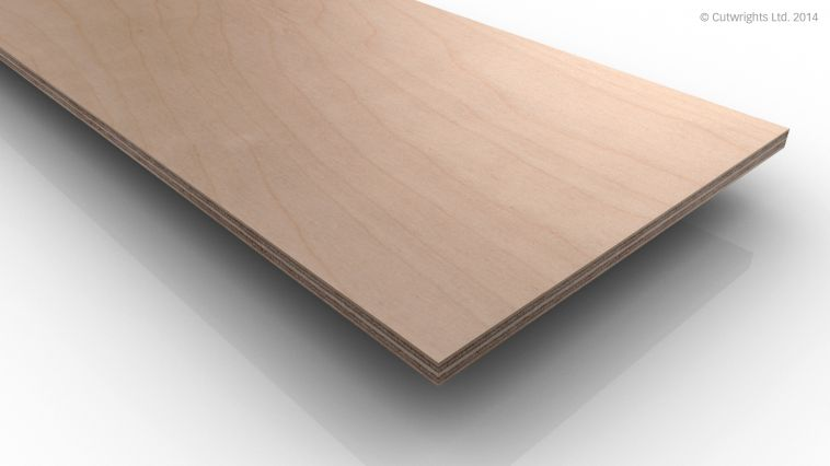 6.5mm Birch Plywood WBP BB