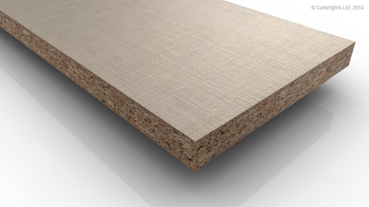 18mm Beige Linen F425 ST10 Egger MFC **DISCONTINUED**