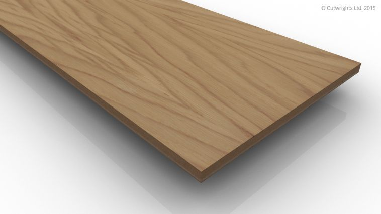 6mm White Oak CC/White Oak A/B VMDF