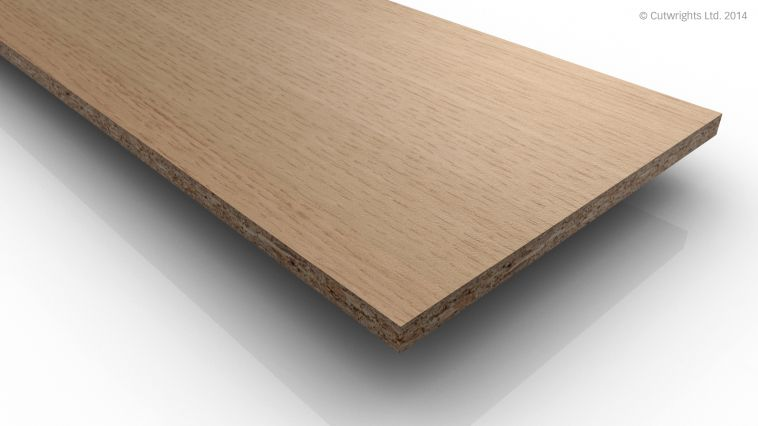 8mm Light Sorano Oak H1334 ST9 Egger 1 Sided MFC