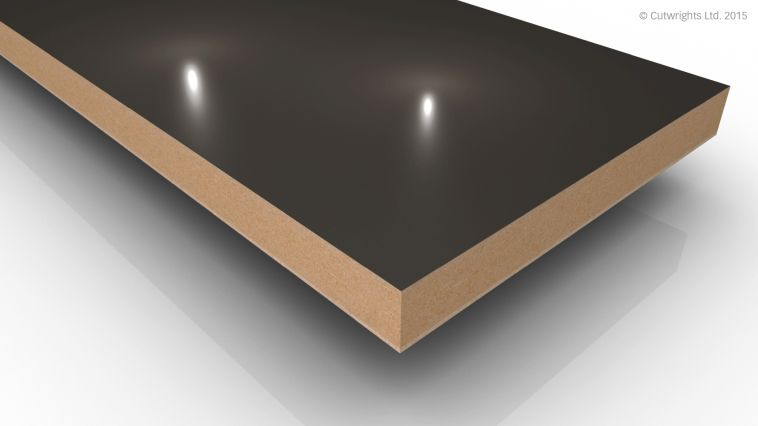 18mm Lava Gloss Alvic LUXE MFMDF
