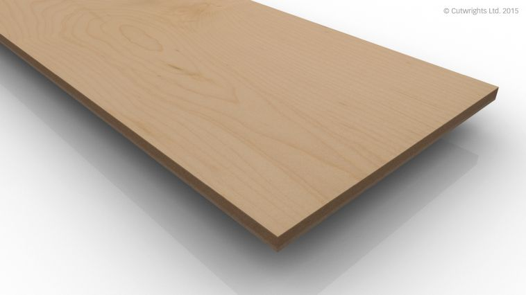 6mm Maple CC/Maple A/B VMDF