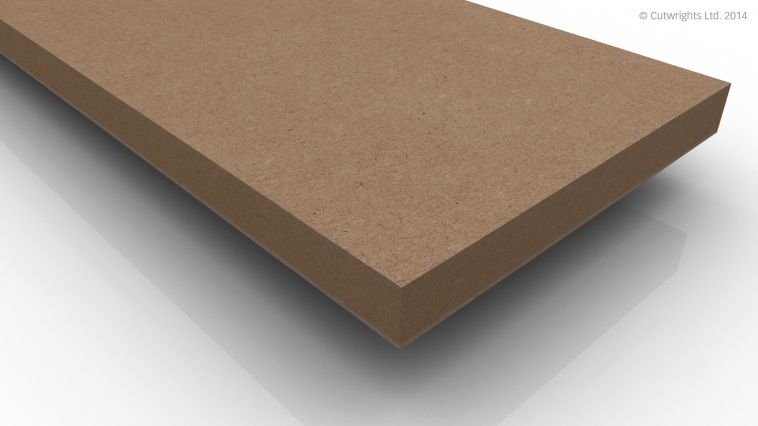 18mm Ultra Light Spanolux MDF