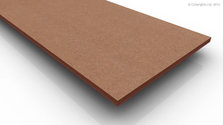 6mm Fire Resistant Medite MDF Class C