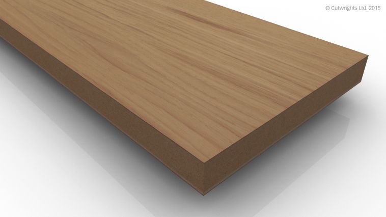 19mm White Oak QC/White Oak A/B VMDF
