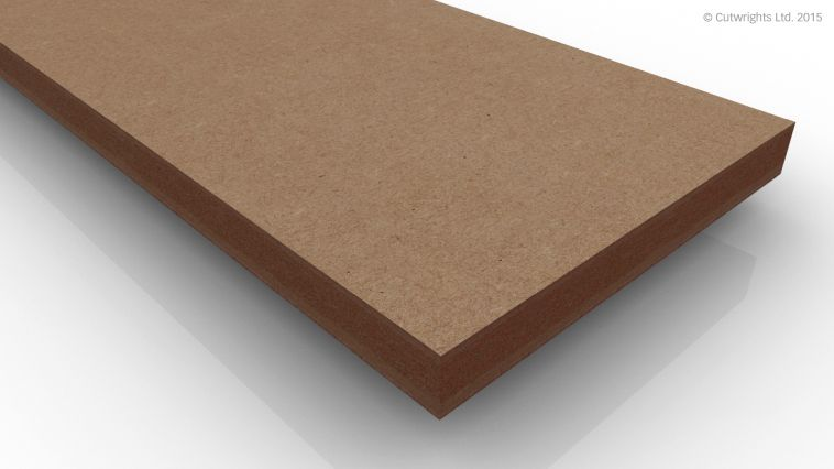 18mm Fire Resistant Medite MDF Class C