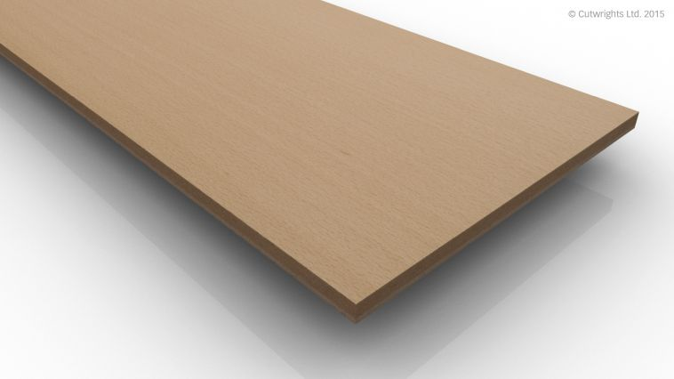 6mm White Beech CC/White Beech A/B VMDF