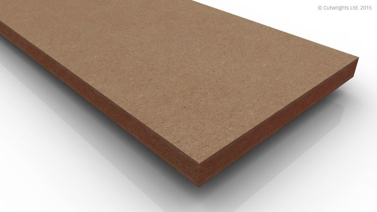 15mm Fire Resistant Medite MDF Class C