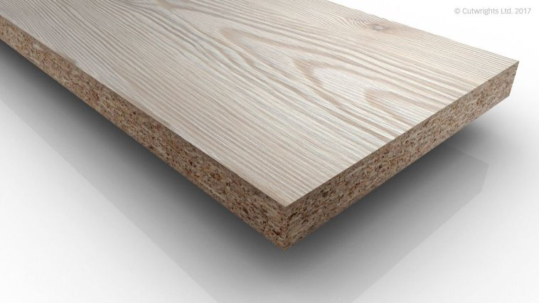 18mm White Mountain Larch H3403 ST38 Egger MFC
