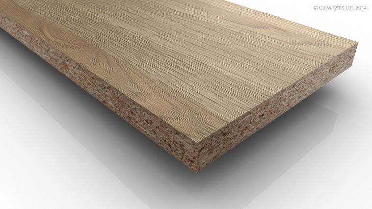 18mm Grey-Beige Gladstone Oak H3326 ST28 Egger MFC