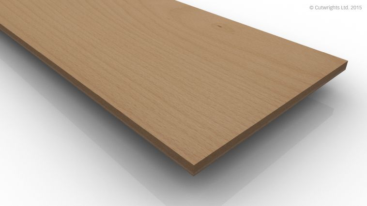 6mm Steamed Beech CC/Steamed Beech A/B VMDF