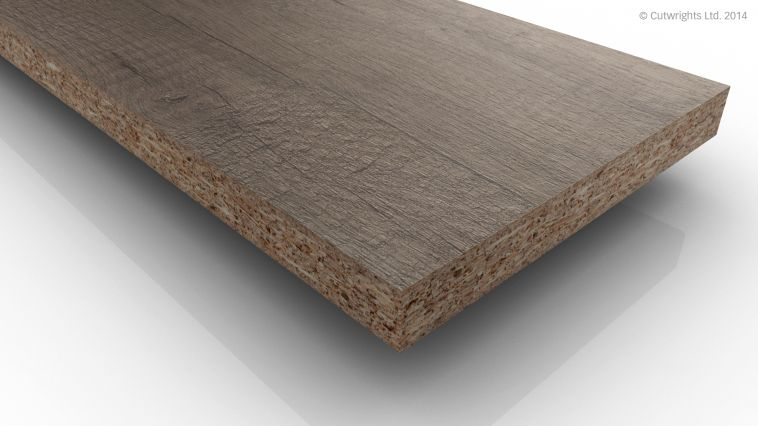 18mm Grey Nebraska Oak H3332 ST10 Egger MFC