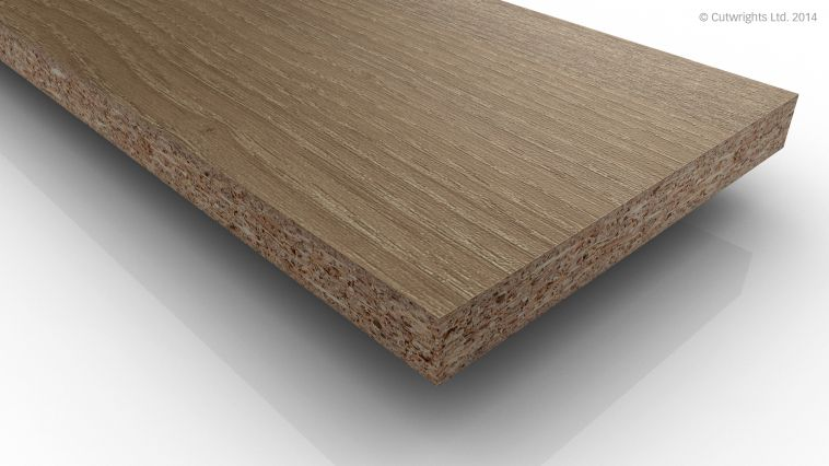 18mm Fallow Walnut EW D6093 N Touch Kronospan MFC