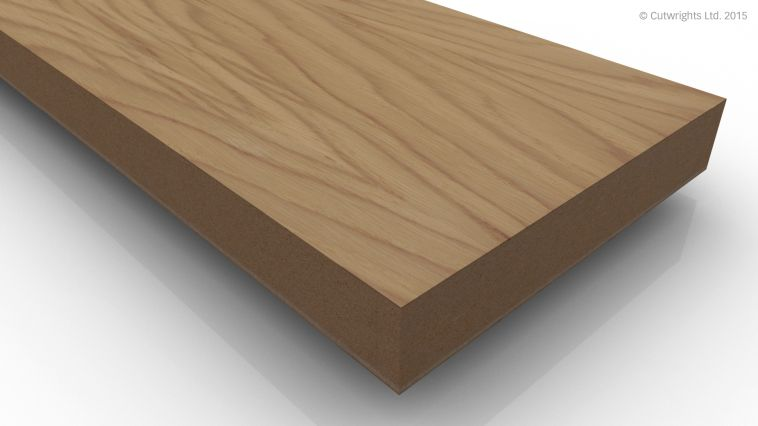 26mm White Oak CC/White Oak A/B VMDF