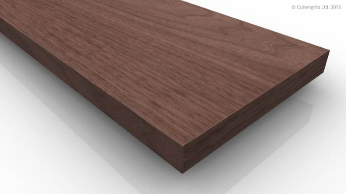 0.5mm Real Wood Veneer (Radius)