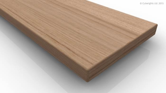 2.0mm Real Wood Veneer (Radius)