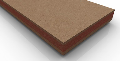 Fire Resistant MDF